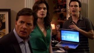 The Michael J. Fox Show Teammates