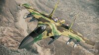 "Ace Combat Assault Horizon ""Destroying to Create"" Video"