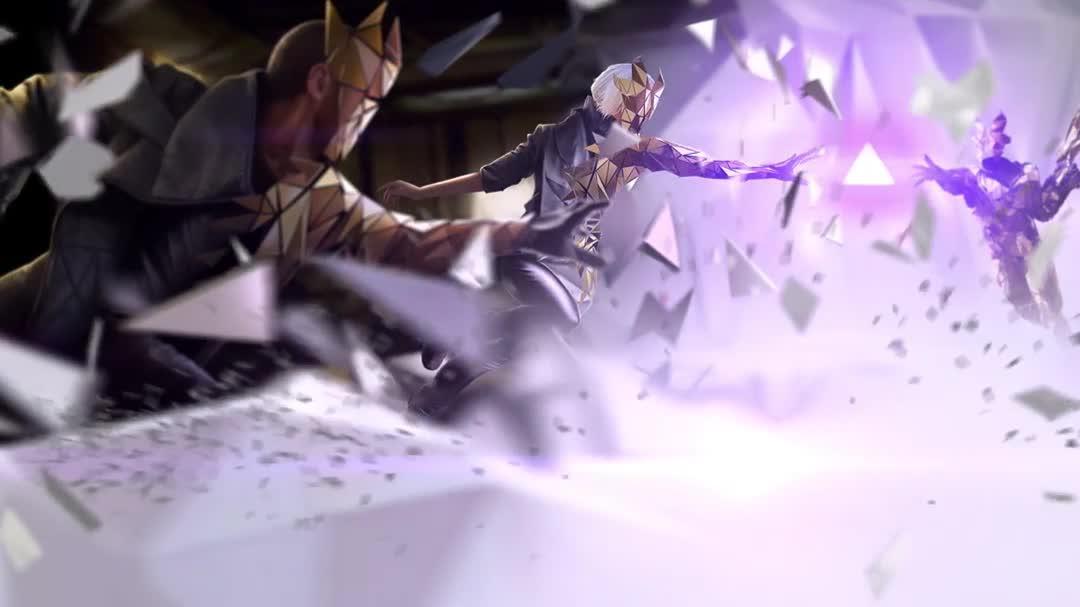 Deus Ex Mankind Divided - Breach Reveal Trailer