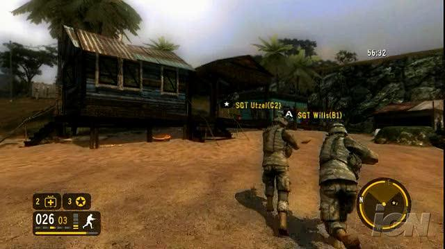 America's Army True Soldiers Xbox 360 Trailer - Sniper