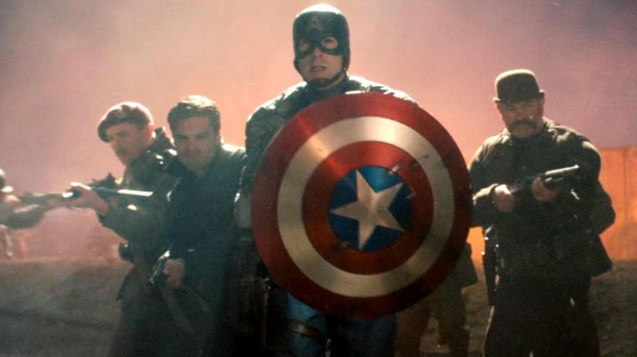 Captain America - Super Bowl TV Spot