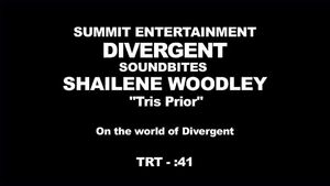 Divergent - Shailene Woodley Interview 'On the World of Divergent'