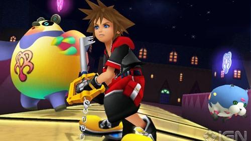 Kingdom Hearts 3D Jump Festa Trailer