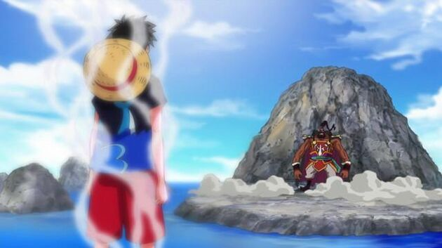 One Piece - Episode 578 - Z's Ambition! Luffy vs