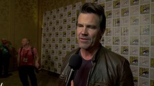 Avengers Age of Ultron - Josh Brolin SDCC 2014 Interview