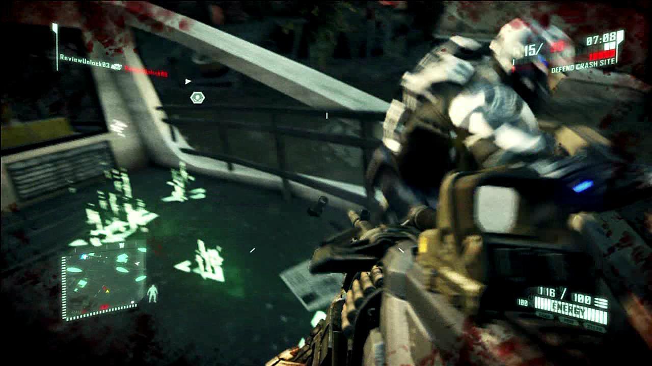 Crysis 2 – Pier 17 Video