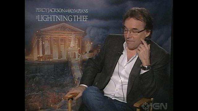 Percy Jackson & the Olympians The Lightning Thief Movie Interview - Video Interviews