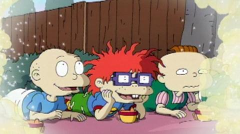 Rugrats - Tales From the Crib - Three Jacks & a Beanstalk (1991) - Home Video Trailer