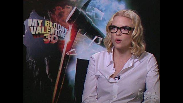 Sin City 2 Movie Interview - Jamie King - Sin City 2 Update