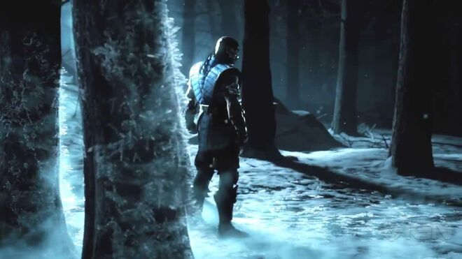 Who's Next - Official Mortal Kombat X Announce Trailer