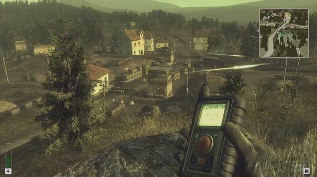 Battlefield Bad Company Xbox 360 Gameplay - Begin Chaos (HD)