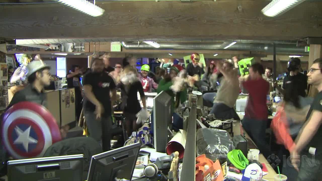IGN's Harlem Shake