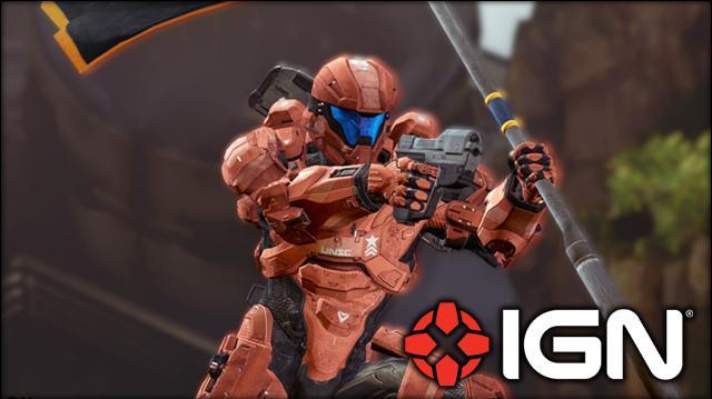 IGN Live Presents Halo 4 Multiplayer Highlights - Capture the Flag on Ragnarok