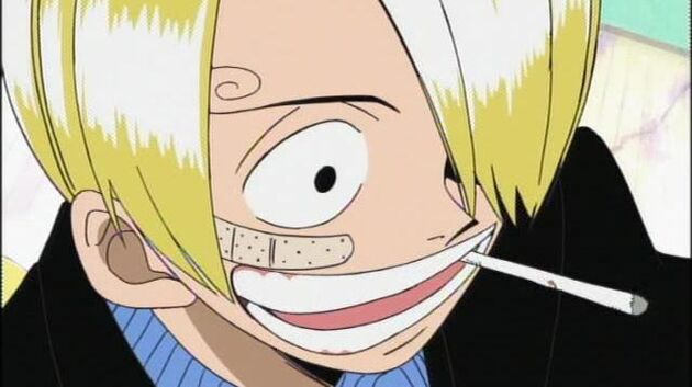 One Piece - Episode 30 - Set Sail! the Seafaring Cook Sets Off With Luffy!