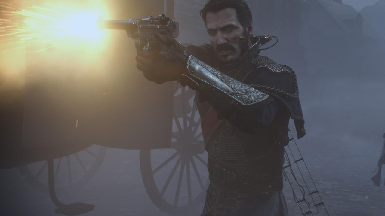 Could The Order 1886 Be PS4's Uncharted?