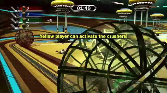 Dead Rising 2 Xbox 360 Gameplay - TGS 09 Ramsterball