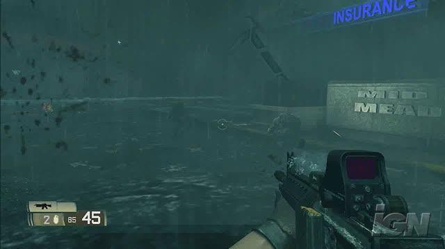 BlackSite Area 51 Xbox 360 Gameplay - Demo Walkthrough