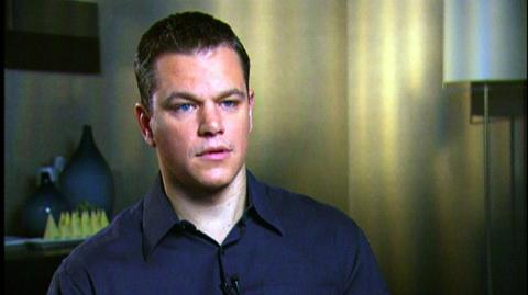 "The Bourne Ultimatum (2007) - Interview Matt Damon ""On Bourne coming home"""