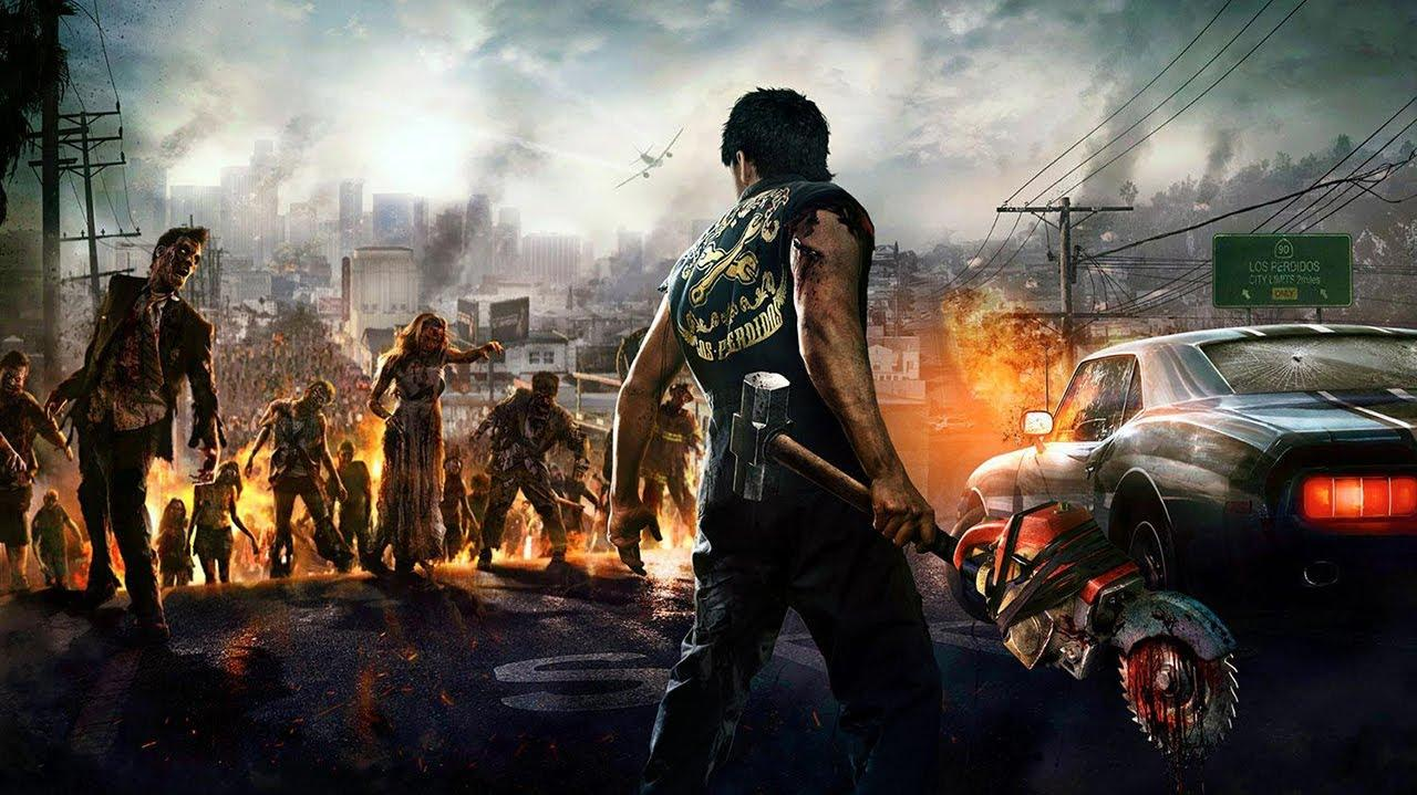 Dead Rising 3 Walkthrough - Chapter 00 Dead End, pt 2