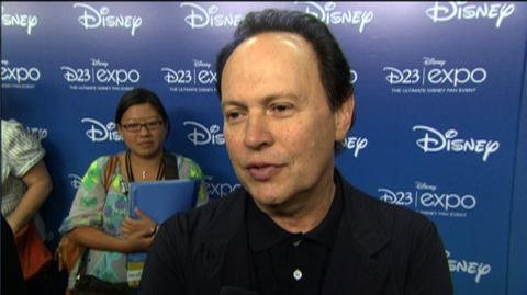 "Monsters University (2013) - Interview ""Billy Crystal on Monsters University"""