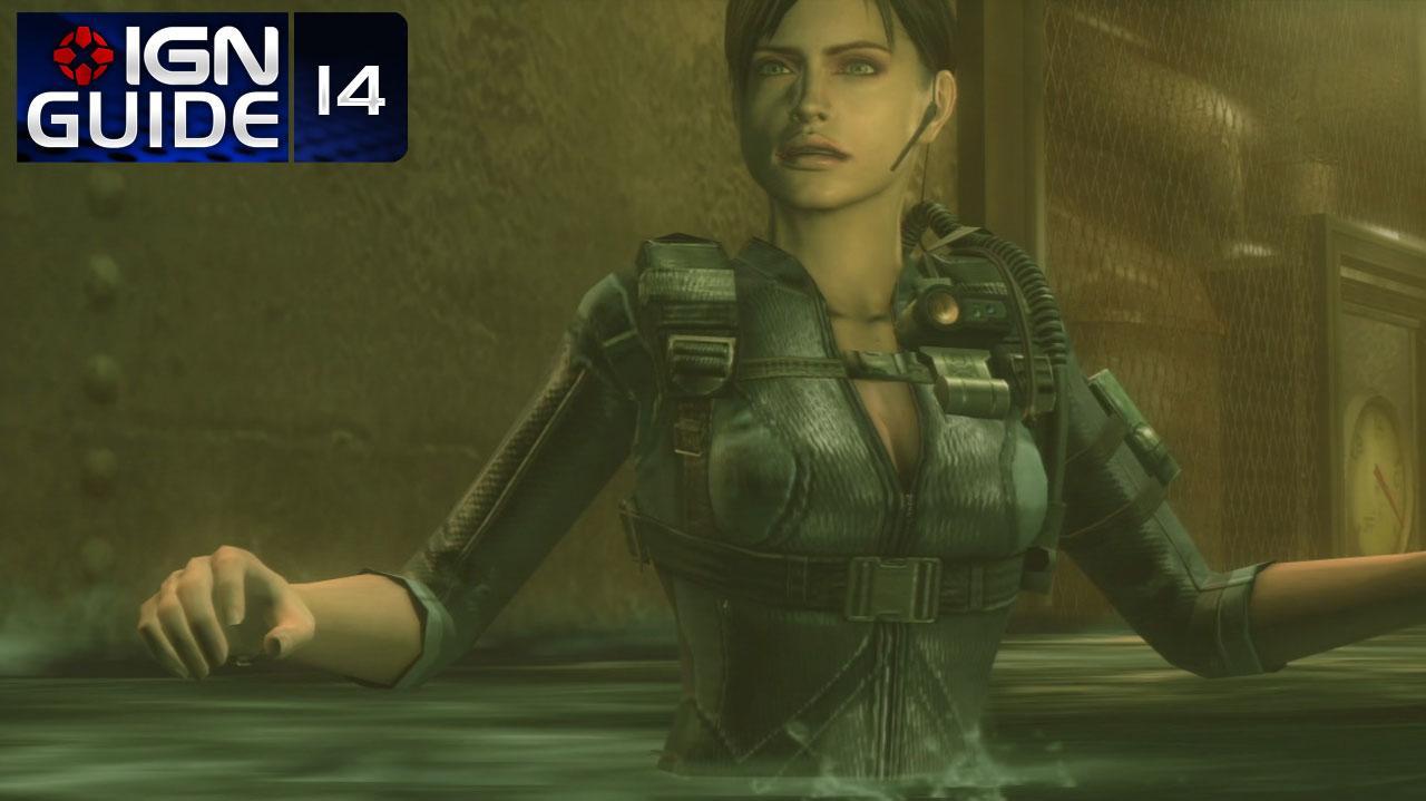 Resident Evil Revelations Walkthrough - Episode 5-2 (Part 14)