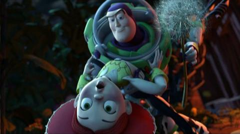Toy Story 3 (2010) - Clip Buzzs Spanish Dance