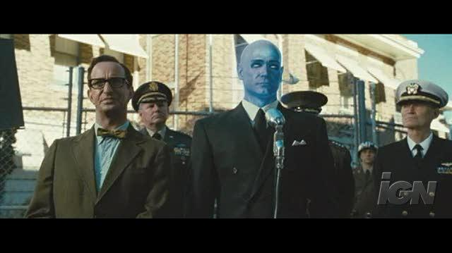 Watchmen Movie Clip - Something Lethal