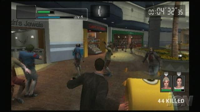 Dead Rising Chop Til You Drop Nintendo Wii Gameplay - Rescue Mission