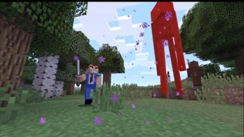 Minecraft (VG) (2013) - Xbox 360 trailer
