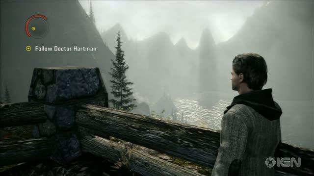 Alan Wake Xbox 360 Video - Between Two Nerds Alan Wake Dissected