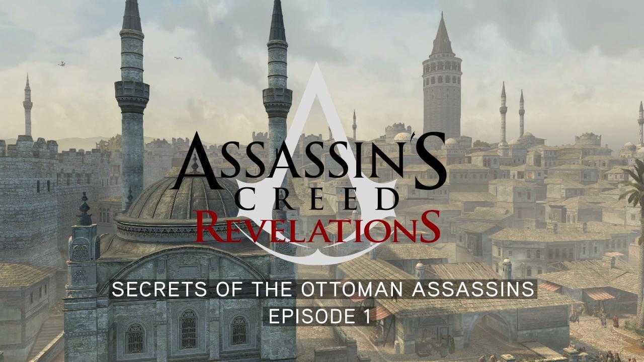 Assassin's Creed Revelations – Hookblade Trailer