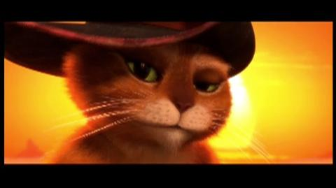 Puss in Boots (2011) - Theatrical Trailer for Puss In Boots