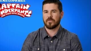 Captain Underpants The First Epic Movie Nate Wragg On How He Got Involved