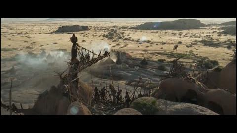 10,000 BC - The hunters find food