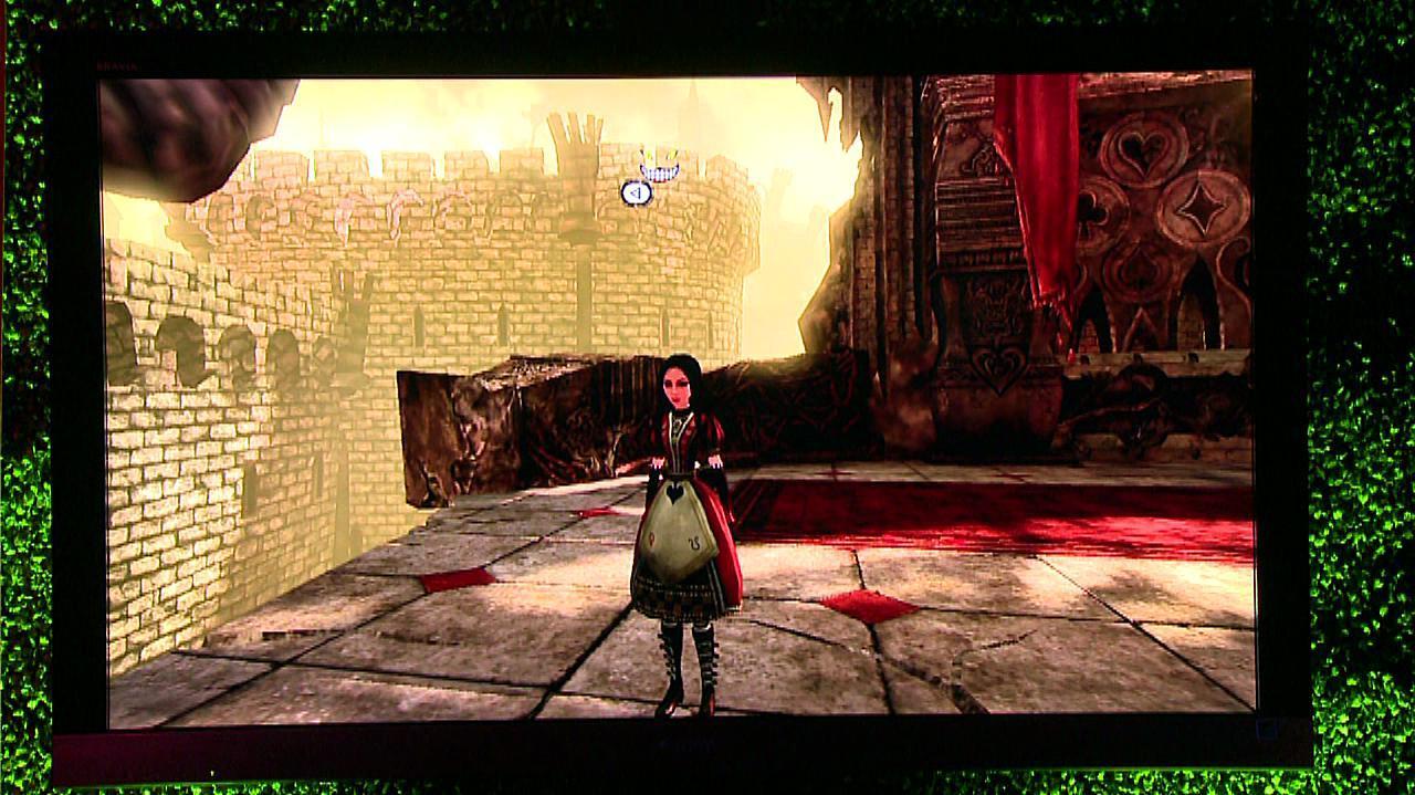 Alice Madness Returns Gameplay Demo Part 1