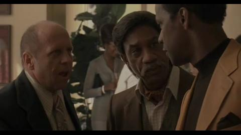 American Gangster - The fight at Frank's party