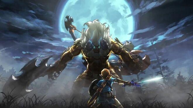 The Legend of Zelda Breath of the Wild The Master Trials DLC & Amiibo Trailer - E3 2017 Nintendo Spotlight