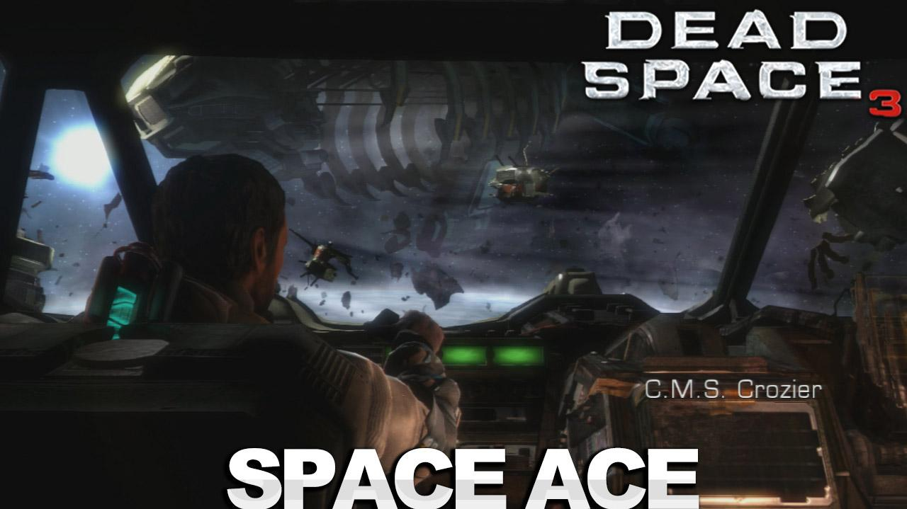 Dead Space 3 Walkthrough - Space Ace Secret Achievement