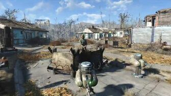 Fallout 4 Base Building Gameplay - IGN Live E3 2015