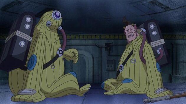 One Piece - Episode 611 - A Small Dragon! Momonosuke Appears!