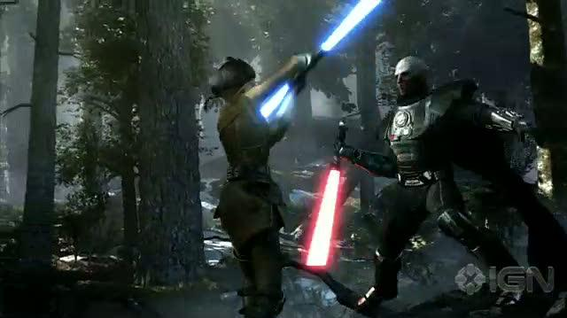 Star Wars The Old Republic PC - E3 2010 Hope Cinematic Trailer
