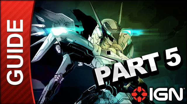Zone of the Enders HD Walkthrough - Part 5