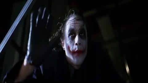 The Dark Knight - The Joker vs