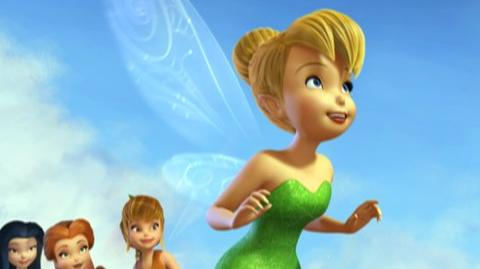 Tinker Bell (2008) - Clip The mainland, pre