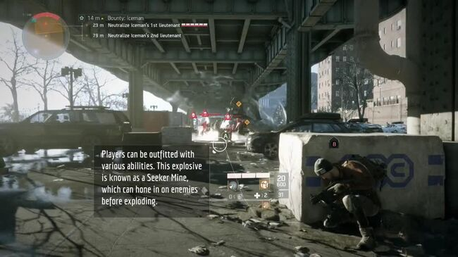 The Division - Fannotation