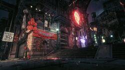 Batman Arkham Knight - Batmobile Battle Mode Reveal Trailer