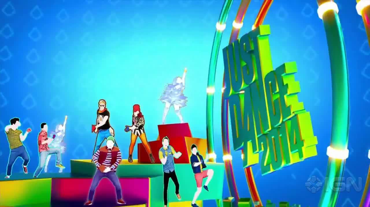 Just Dance 2014 Trailer - E3 2013