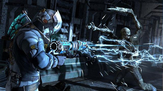 Dead Space 3 - Weapons Crafting Walkthrough