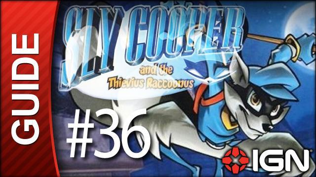 Sly Cooper Thievius Raccoonus Walkthrough - 36 Episode 4 Fire in the Sky (Opening Cinematic)
