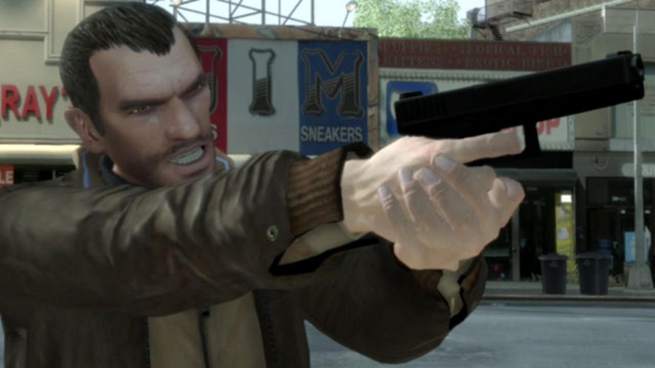 Grand Theft Auto IV Xbox 360 Review - Video Review